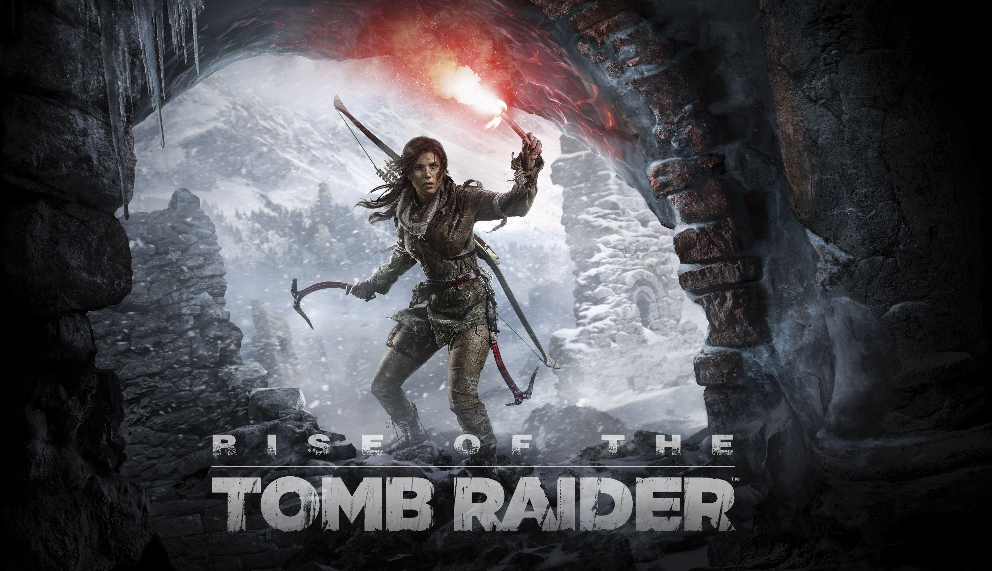 Rise Of The Tomb Raider kopen bestellen